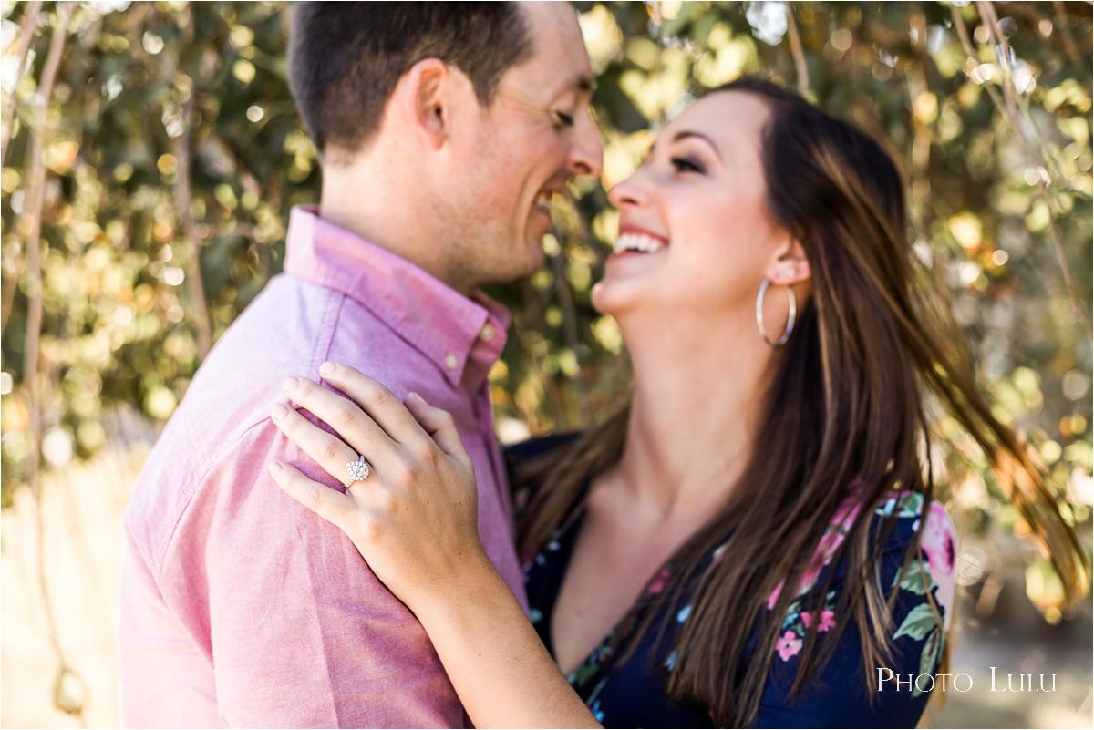 October Engagement Photos | Southern Indiana Wedding Photographer