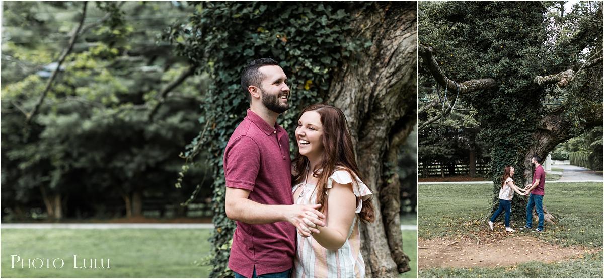 Kentucky Engagement Session | Courtney & Adam